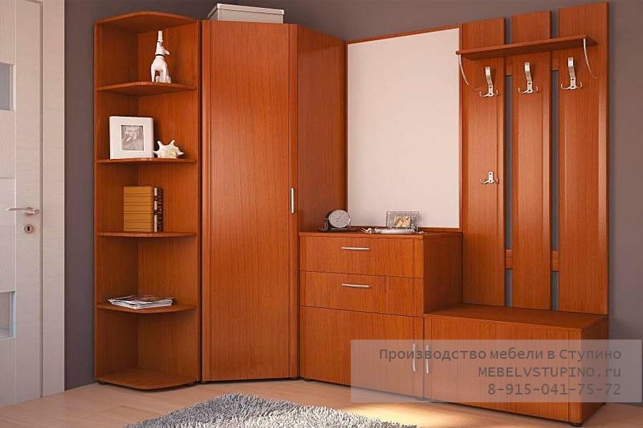 Прихожая ПРУ 4 - фабрика мебели в Ступино