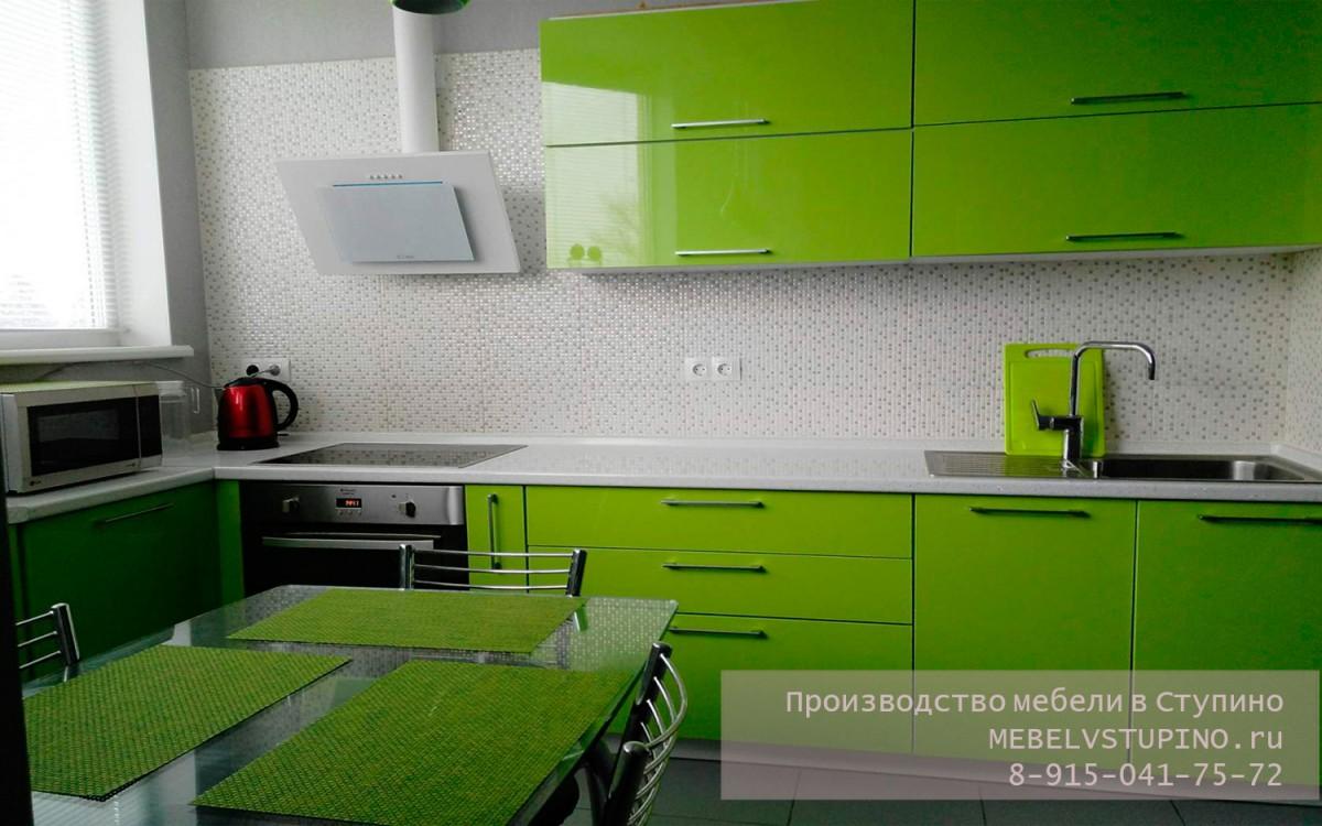Кухонная мебель (кухня) современная - Ступино