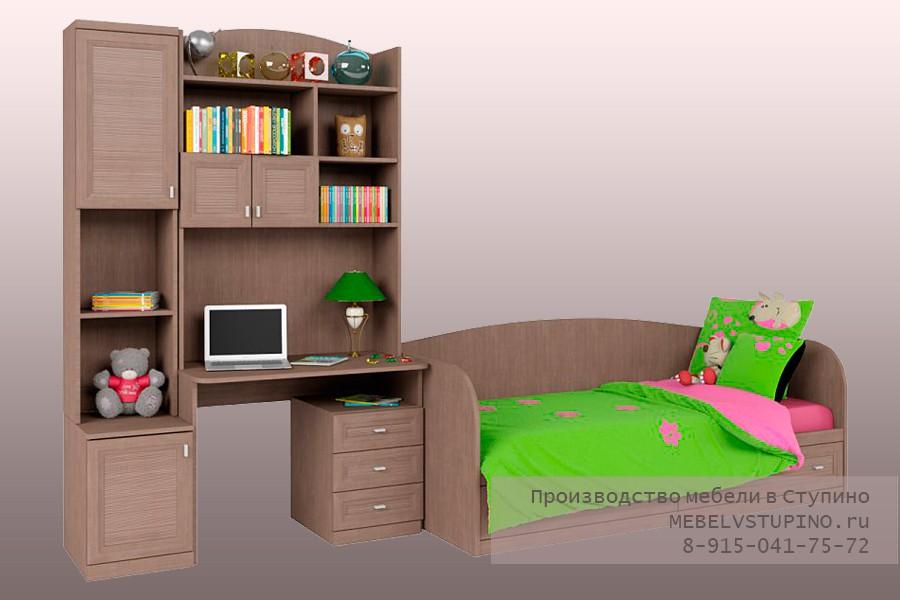 Детская мебель для девочек и мальчиков в Ступино и Кашире