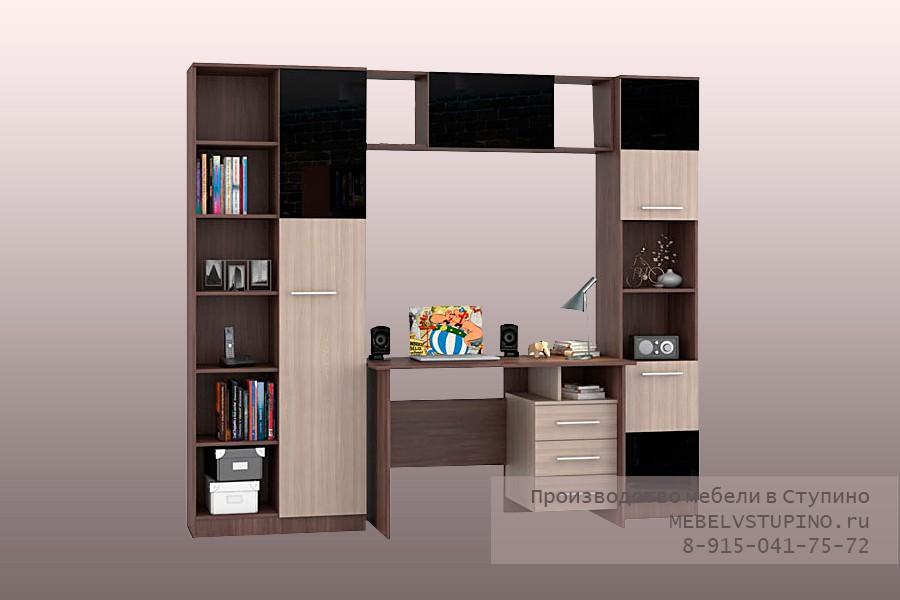 Детская (подростковая) мебель Компакт - производство в Ступино