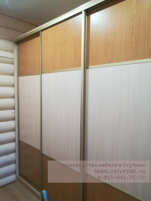 Шкаф - купе в Ступино - производство
