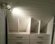 Гардеробная комната - производство в Ступино