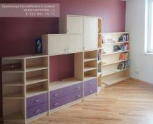 Детская мебель: детская стенка Горка в Ступино