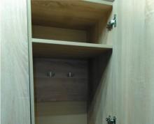 Шкафы для одежды рабочих на предприятии