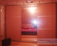 Шкаф - купе гардеробная в нише - Кашира
