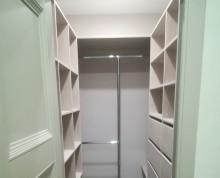 Гардеробная комната на заказ в Кашире - изготовление мебели в Ступино
