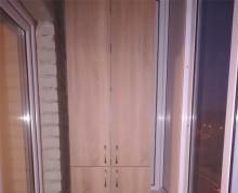 Шкаф на балкон в Ступино - производство и установка на заказ в Ступино
