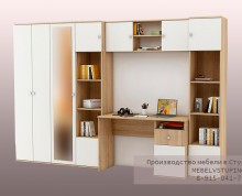 Детская (подростковая) мебель Компакт - производство в Ступино и Кашире