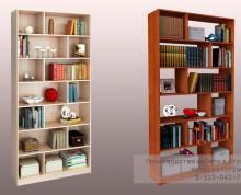Стеллажи и полки - мебельная фабрика в Ступино